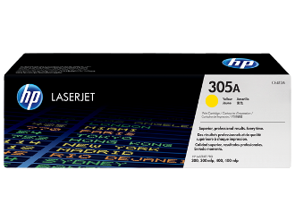 HP LaserJet 305A YELLOW TONER CARTRIDGE FOR LASERJET